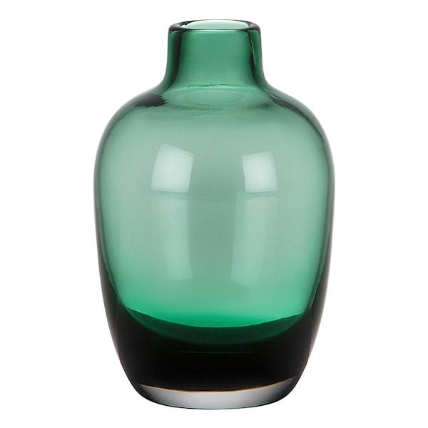 Celebration Vas Mini Glas Grön 12 cm