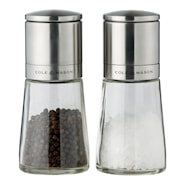 Clifton Salt/pepperkvern-sett Glass 14,5 cm