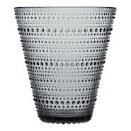 Kastehelmi Vase 15,4 cm Grå