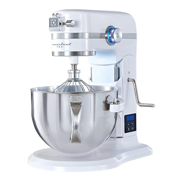 Assistent PRO Köksmaskin 5,7 L 1200 W Vit EKM6100