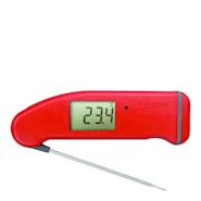 Thermapen 4 Termometer Rød