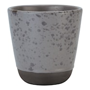 Raw Mugg utan öra 30 cl Spotted Grey