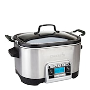 Slowcooker 5,6 L Rostfri Multifunktionell