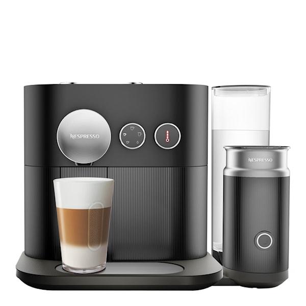 Expert&Milk C85 Kaffemaskin Svart