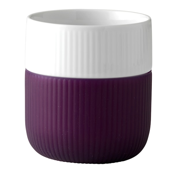 Fluted Contrast Mugg 33 cl