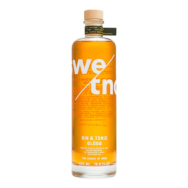 Gin och Tonic-glögg 500 ml