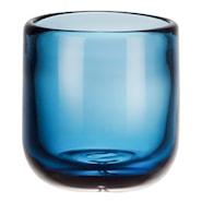 Celebration Ljuslykta Glas Blå 7,5 cm
