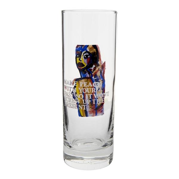 Drinkglas 30 cl Make Peace