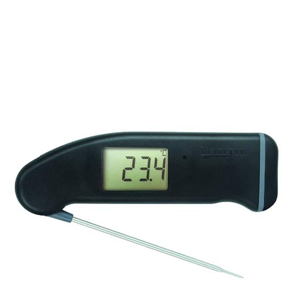Thermapen 4 Termometer Svart - Cervera a25d028bd642e