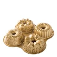 Bakform Kvart Guld