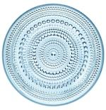 Kastehelmi Tallrik flat 17 cm Ljusblå