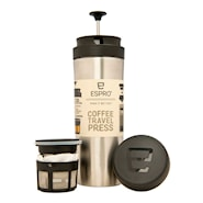 Travel Press Kaffepress 40 cl Rostfri