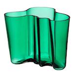 Alvar Aalto Collection Vas Smaragd 16 cm