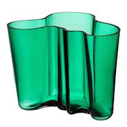 Alvar Aalto Collection Vase 16 cm Smaragd