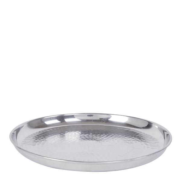 Atlanta Bricka/fat 31 cm Silver