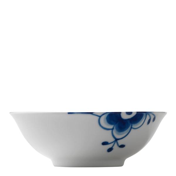 Blue Fluted Mega Skål 16 cm 35 cl