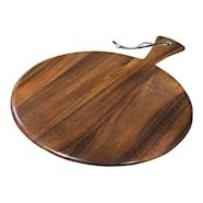 Skärbräda paddle rund