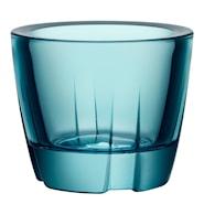 Bruk Ljuslykta 6 cm Turquoise