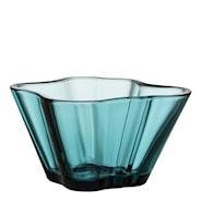 Alvar Aalto Collection Skål Havsblå 7,5 cm