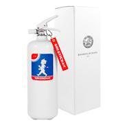 Brandsläckare 2 kg Blå/Röd