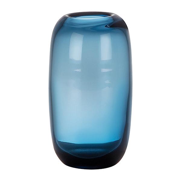 Celebration Vas Mini Glas Blå 12 cm