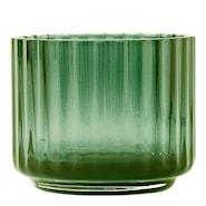 Lyngby Ljuslykta liten glas