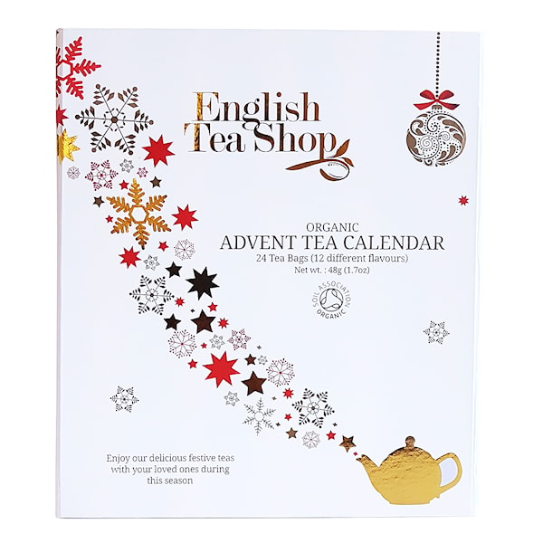 Advent Tea Calendar Eko Vit