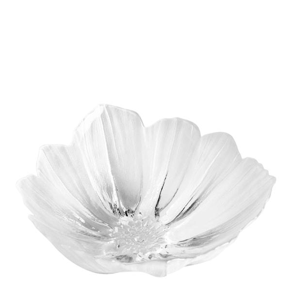 Anemone Skål 19 cm Vit