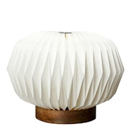 Origami Bordslampa 41x31 cm Plisserad