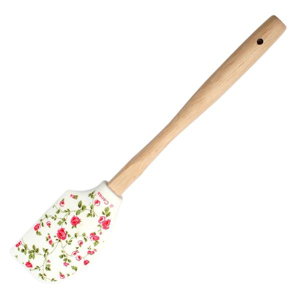 Baktillbehör Slickepott blommig