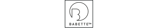 Babette Original Multihållare rostfri