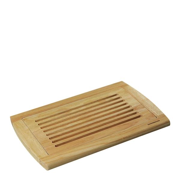 Skärbräda Bröd 42 cm Rubberwood