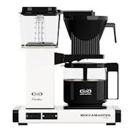 Kaffebryggare Vit