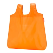 Mini Maxi Shopper Kasse med fodral Orange 15 L
