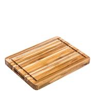 Skärbräda 41x31 cm Liggande Trä