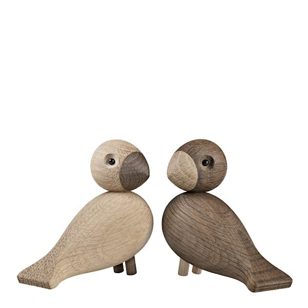 Lovebirds Trä
