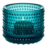 Kastehelmi Ljuslykta Havsblå 6,4 cm