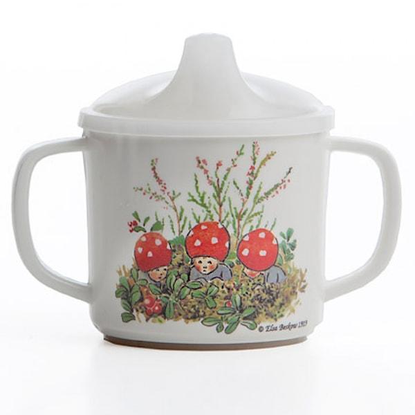 Sølesikker kopp med håndtak Smånissene
