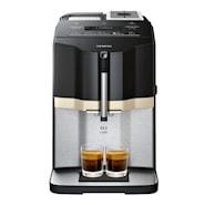 Helautomatisk espresso/kaffemaskin EQ3 S500 Svart/Rostfri