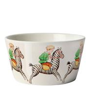 Elsa Beskow Skål 50 cl Zebra