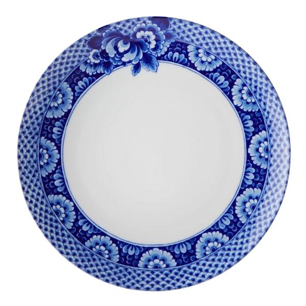 Blue Ming Tallrik flat 27,8 cm