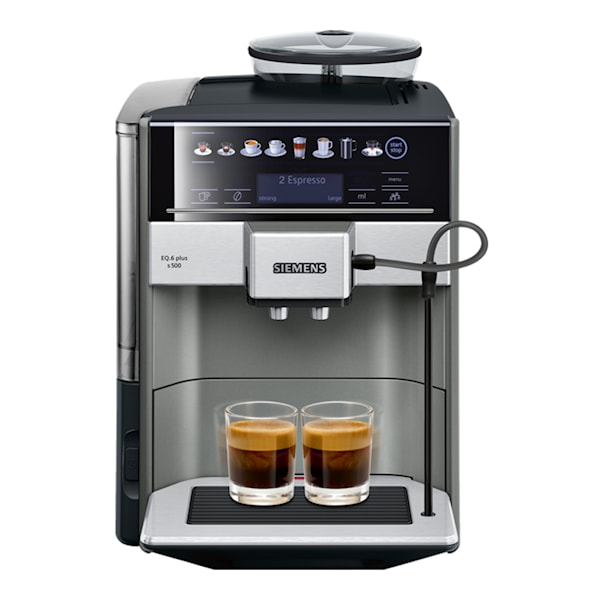 Helautomatisk espresso/kaffemaskin EQ6 PLUS S500 Morning Haze