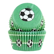 Form 5 cm fotboll 50-pack