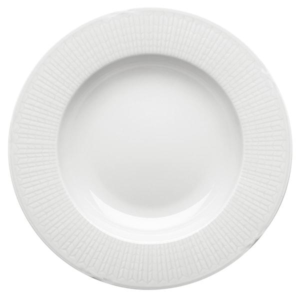 Swedish Grace Tallrik djup 25 cm