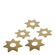 Constella Manschett stjärnor 5-pack