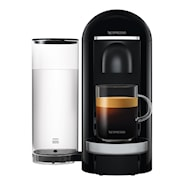 VertuoPlus Round Top Kaffemaskin Svart