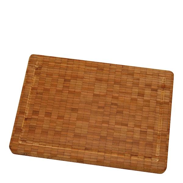 Bambuskärbräda 36x25 cm