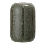 Vas Grön Stengods 13 cm