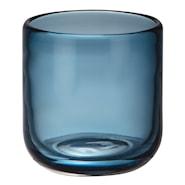 Celebration Ljuslykta Glas Blå 11,5 cm