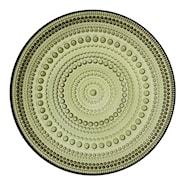 Kastehelmi Tallerken flat 17 cm Mosegrønn